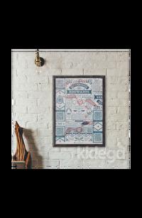 Poster - Quidditch at Hogwarts Küçük