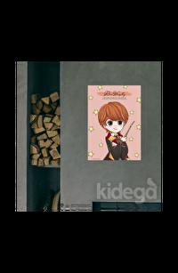 Poster - Ron Weasley Manga Style Küçük