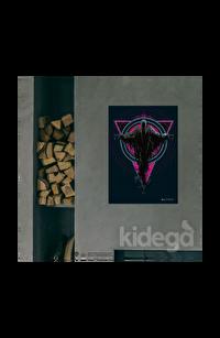 Poster - Ruhemici Neon Büyük