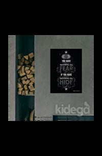 Poster -  Fear & Hide Büyük