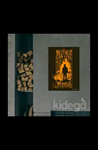 Poster - Lord Voldemort vs Harry Potter – Shadows Küçük