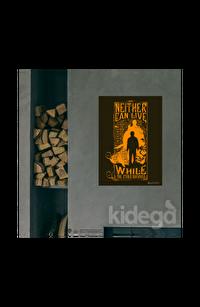 Poster -  Lord Voldemort vs Harry Potter – Shadows Büyük
