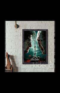 Poster - Harry Potter and Deathly Hollows Part 2 Afiş Küçük