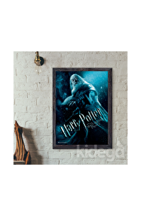 Harry Potter and Half Blood Prince Dumbledore Afiş K.