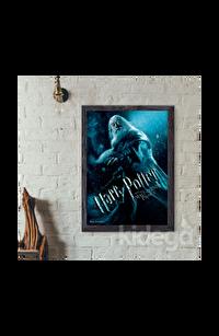 Harry Potter and Half Blood Prince Dumbledore Afiş B.