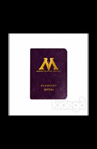 Pasaport Kılıfı : Ministry of Magic