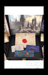 Hogwarts'a Davet Mektubu Seti
