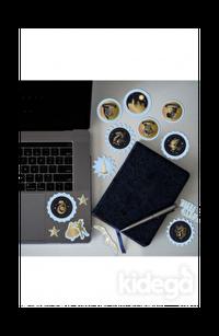 Harry Potter-Yuleball Sticker Set