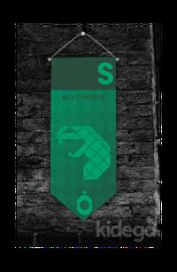 Slytherin Kılıç Flama