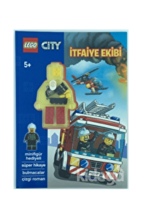 Lego City İtfaiye Ekibi