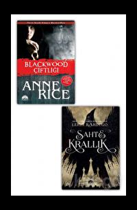 Blackwood Çiftliği - Sahte Krallık Seti (2 Kitap Takım)