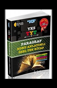 2018 YKS TYT Paragraf Konu Anlatımlı Özel Tek Kitap