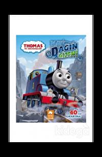 Thomas ve Arkadaşları - Thomas ve Dinazor - Mavi Dağın Gizemi (Çift Taraflı)