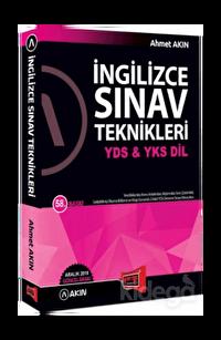 Yargı Akın YDS YKS DİL İngilizce Sınav Teknikleri