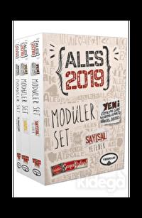 Yediiklim ALES Konu Anlatımlı Modüler Set-YENİ