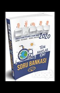 Yediiklim Tüm Adaylar İçin E-KPSS Soru Bankası 2020