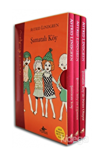 Şamatalı Köy Serisi - Ciltli (3 Kitap Takım)