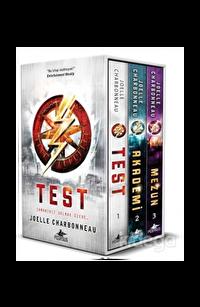 Test Serisi Kutulu Özel Set (3 Kitap Takım)