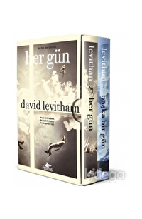 David Levithan Kutulu Özel Set (2 Kitap Takım)