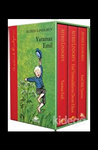 Yaramaz Emil Serisi - Ciltli Kutulu Özel Set (3 Kitap)