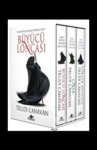 Kara Büyücü Üçlemesi (3 Kitap Kutulu Özel Set)