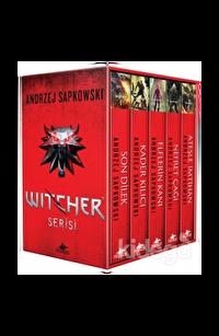 The Witcher Serisi - Kutulu Özel Set (5 Kitap Takım)