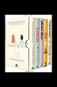 Rainbow Rowell Seti (5 Kitap Takım)