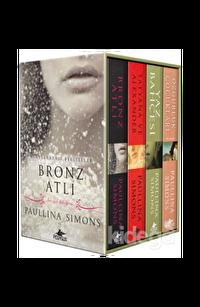 Bronz Atlı Serisi Kutulu Özel Set (4 Kitap Takım)
