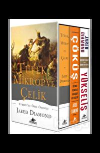 Jared Diamond Seti (3 Kitap Takım)