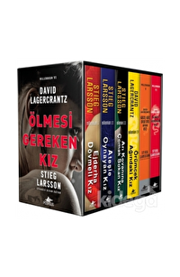 Millennium Serisi - Kutulu Özel Set (6 Kitap Takım)