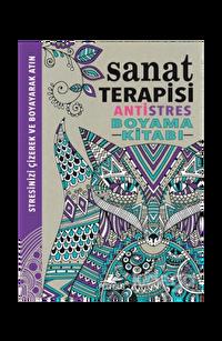 Sanat Terapisi - Antistres Boyama Kitabı