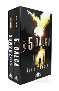 5. Dalga Serisi Kutulu Özel Set (2 Kitap Takım)