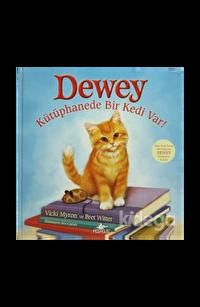 Dewey - Kütüphanede Bir Kedi Var!