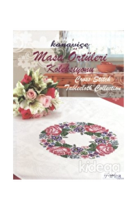 Kanaviçe Masa Örtüleri Koleksiyonu - Cross Stitch Tablecloth Collection