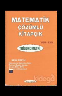 Yöntem Matematik Çözümlü Kitapçık YGS LYS Trigonometri