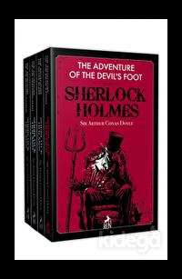 Sherlock Holmes İngilizce Kitaplar Set