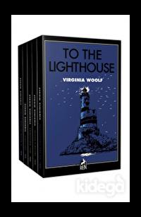 Virginia Woolf İngilizce Kitaplar Set