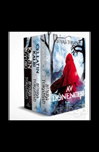 Kırmızı Başlıklı Kız Serisi Seti Ciltli(3 Kitap Takım)