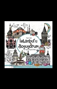 İstanbul'u Boyuyorum