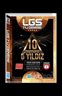 Evrensel LGS 7 li Video Çözümlü Deneme Sınavı