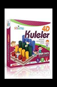 4D Kuleler