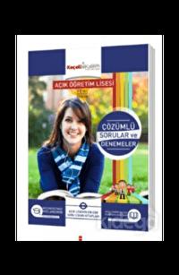 Açık Öğretim Lisesi Tüm Dersler Çözümlü Sorular ve Denemeler