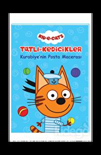 Tatlı Kedicikler Kurabiye'nin Posta Macerası