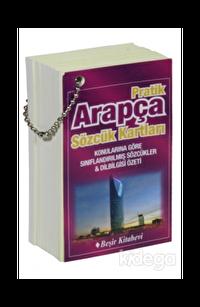 Pratik Arapça Sözcük Kartları
