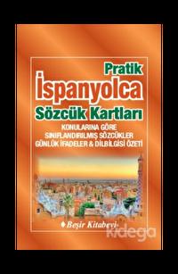 Pratik İspanyolca Sözcük Kartları