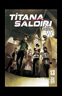 Titana Saldırı 13. Cilt