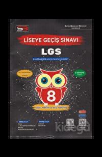 Soru Bankası Merkezi 8. Sınıf LGS Deneme Sınavı