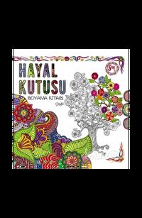 Hayal Kutusu Boyama Kitabı - Doğa