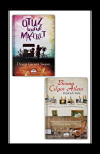 Otuz Buçuk Mazeret - Benim Çılgın Ailem Seti (2 Kitap Takım)
