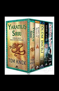 Tom Knox Macera Gerilim Serisi Kutulu Özel Set (5 Kitap Takım)